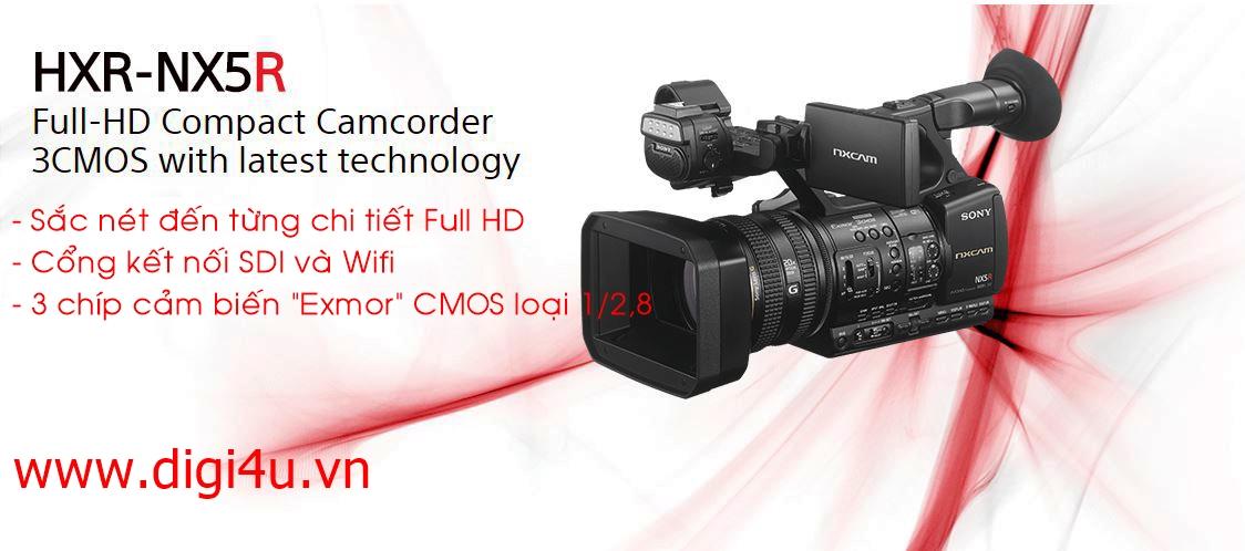 NX5 cho Dmuc sony