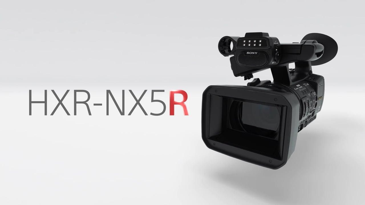 Sony nx5r