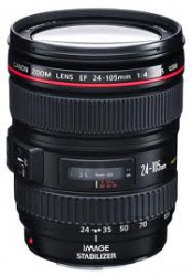 EF24-105mm f/4L IS USM