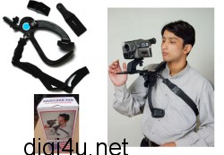 Shoulder pad for Cameras