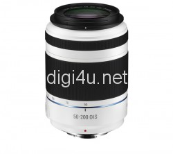 Samsung 50-200mm f/4.0-5.6 ED OIS II Lens (Black, White)