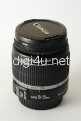Lens Canon EF-S 18-55 mm f/3.5-5.6 IS ( 98% )