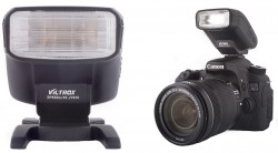 Viltrox JY610 Mini JY-610 Flash Speedlight for Canon /Nikon / Olympus / Panasonic / Pentax /Samsung