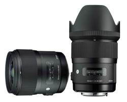 Sigma 35mm f/1.4 DG HSM A1 for Canon