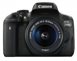 EOS 750D Kit (EF-S18-55mm IS STM)
