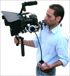 PROAIM Handheld Camera Mount Shoulder Kit-20