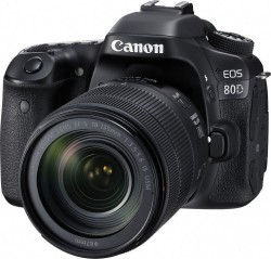 Canon EOS 80D Kit 18-135mm STM
