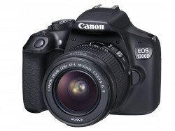CANON EOS 1300D KIT 18-55MM F/3.5-5.6 III (LBM)