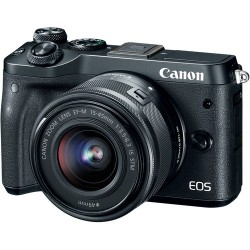 EOS M6 (EF-M15-45 IS STM)