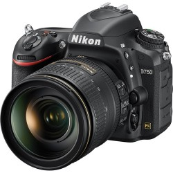 Nikon D750 Camera with 24-120mm Lens