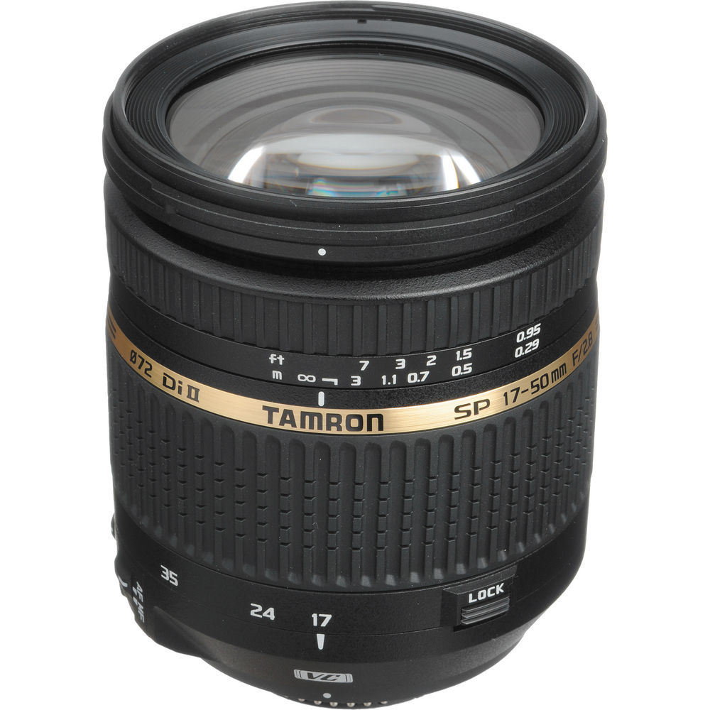 Tamron SP AF17-50mm F2.8 XR Di II VC For Nikon