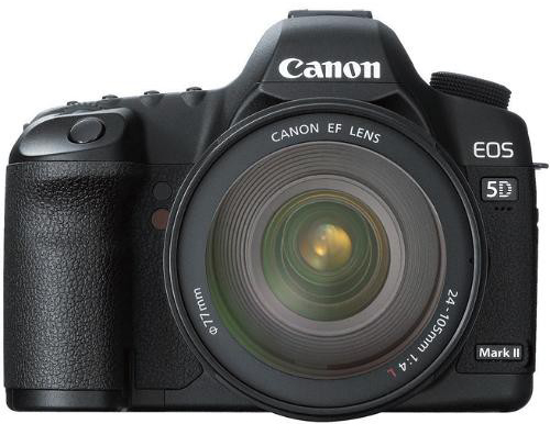 Canon EOS 5D Mark II kit 24-105 L USM-1