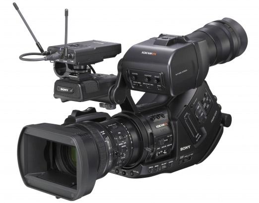 Máy quay Sony XDCAM EX PMW-EX3 chính hãng