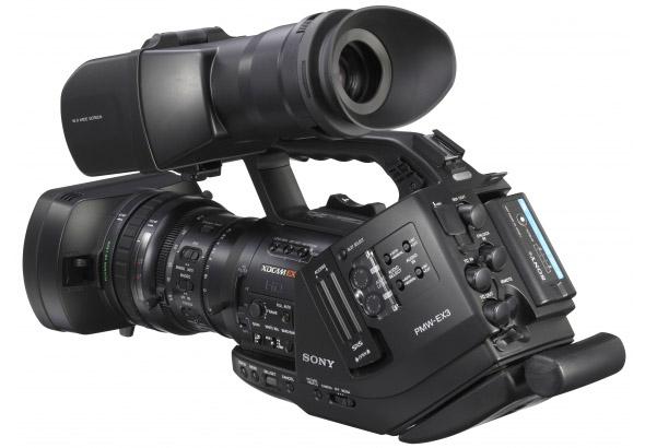 Máy quay Sony XDCAM EX PMW-EX3 giá tốt nhất