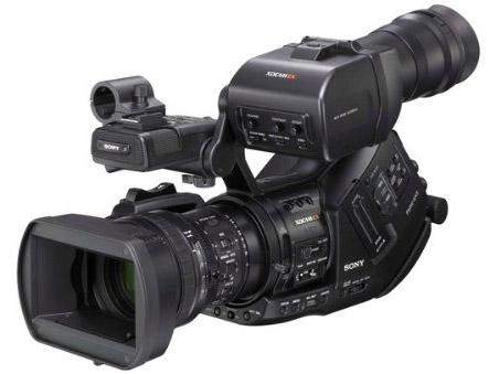 Máy quay Sony XDCAM EX PMW-EX3