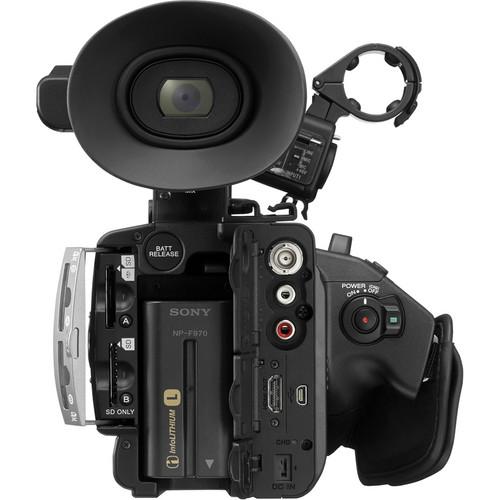 Máy quay chuyên dụng Sony HXR-NX3/1