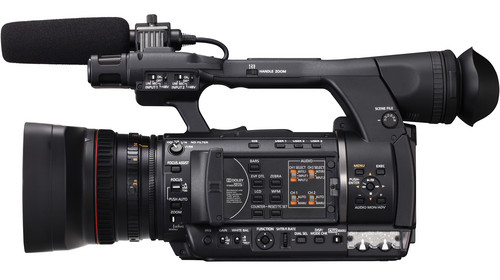 Máy quay chuyên dụng Panasonic AG-AC130A