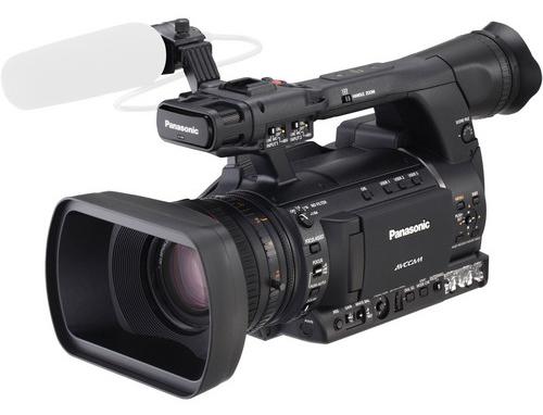Máy quay Panasonic AG-AC130A