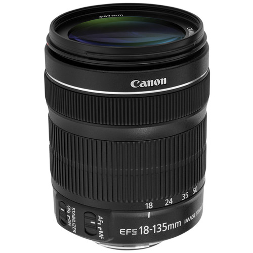 Canon EF-S 18-135mm f / 3.5-5.6 IS STM_5