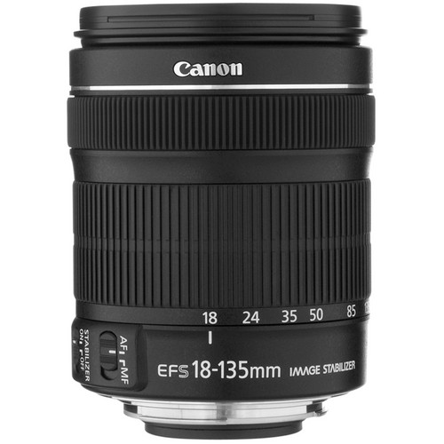 Canon EF-S 18-135mm f / 3.5-5.6 IS STM_4