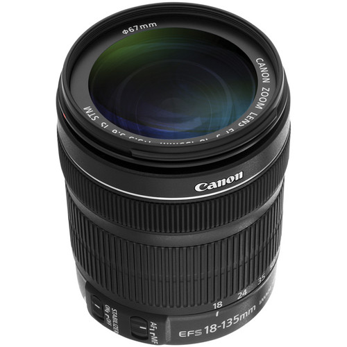 Canon EF-S 18-135mm f / 3.5-5.6 IS STM_3