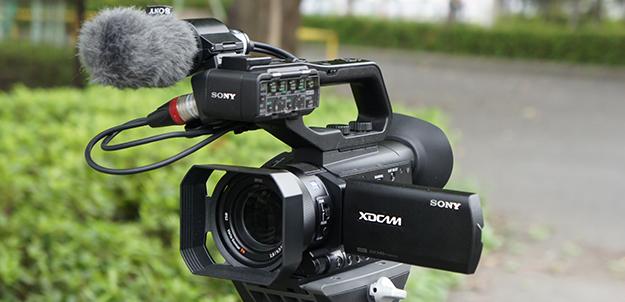 Máy quay chuyên dụng Sony XDCAM PXW-X70 giá tốt nhất