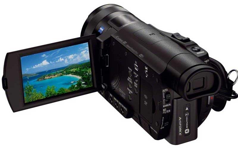 Máy quay du lịch Sony HDR-CX900 chính hãng