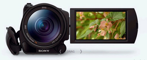 Máy quay du lịch Sony HDR-CX900 giá rẻ