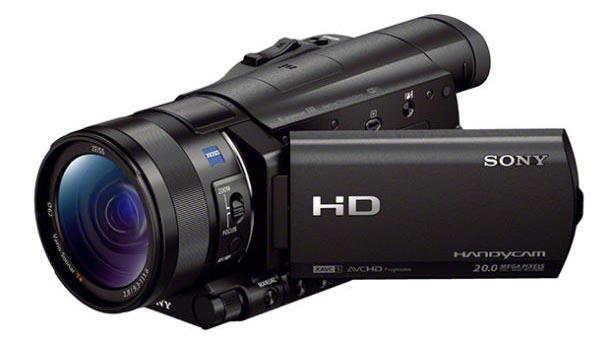 Máy quay du lịch Sony HDR-CX900