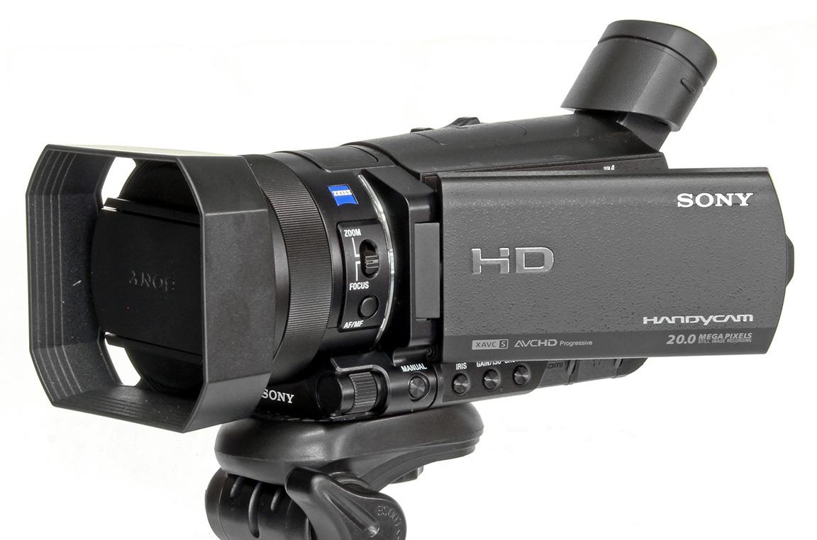 Máy quay phim Sony HDR-CX900 giá tốt nhất