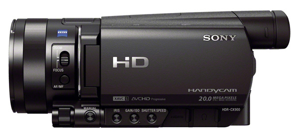 Máy quay phim Sony HDR-CX900 chính hãng