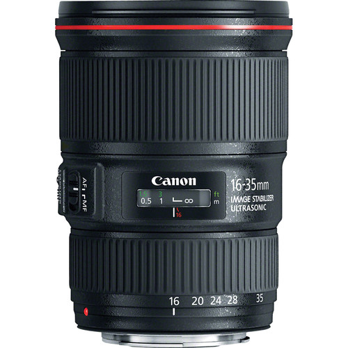 Canon 16-35mm f4L IS USM giá tốt