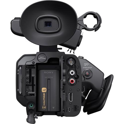 Máy quay chuyên dụng Sony HXR-NX100 chính hãng