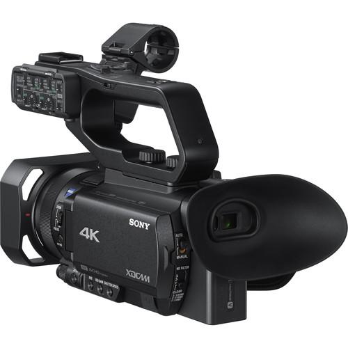 Máy quay chuyên dụng Sony PXW-Z90 4K chính hãng