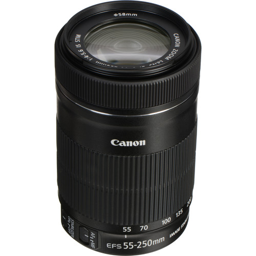 Canon EF-S 55-250mm F/4-5.6 IS STM (90%)_2