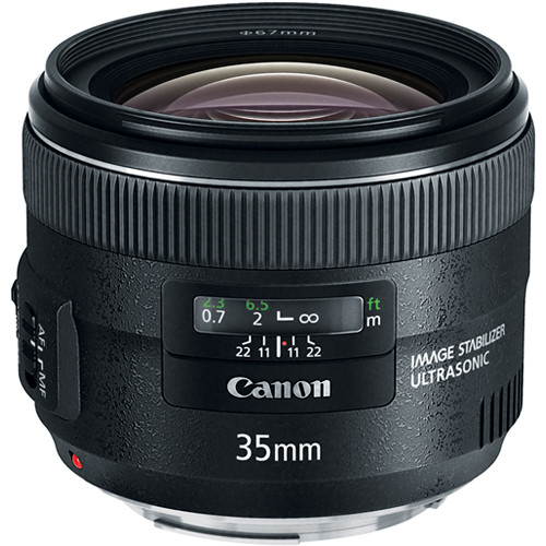 Canon EF 35mm f/2.0 IS USM / Mới 99%_1