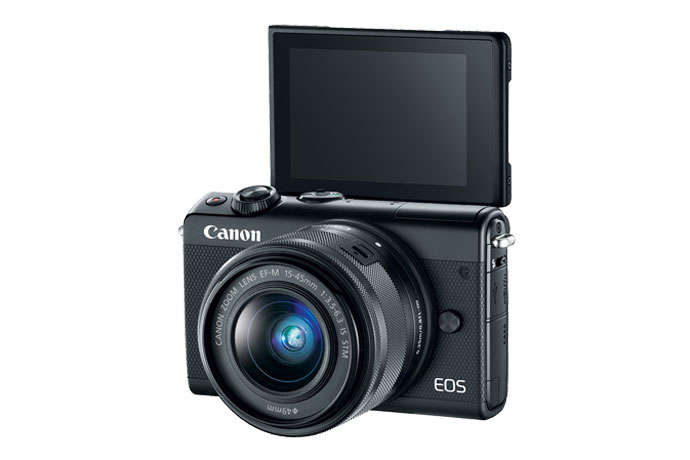 Canon EOS M100 kit 15-45mm STM-3