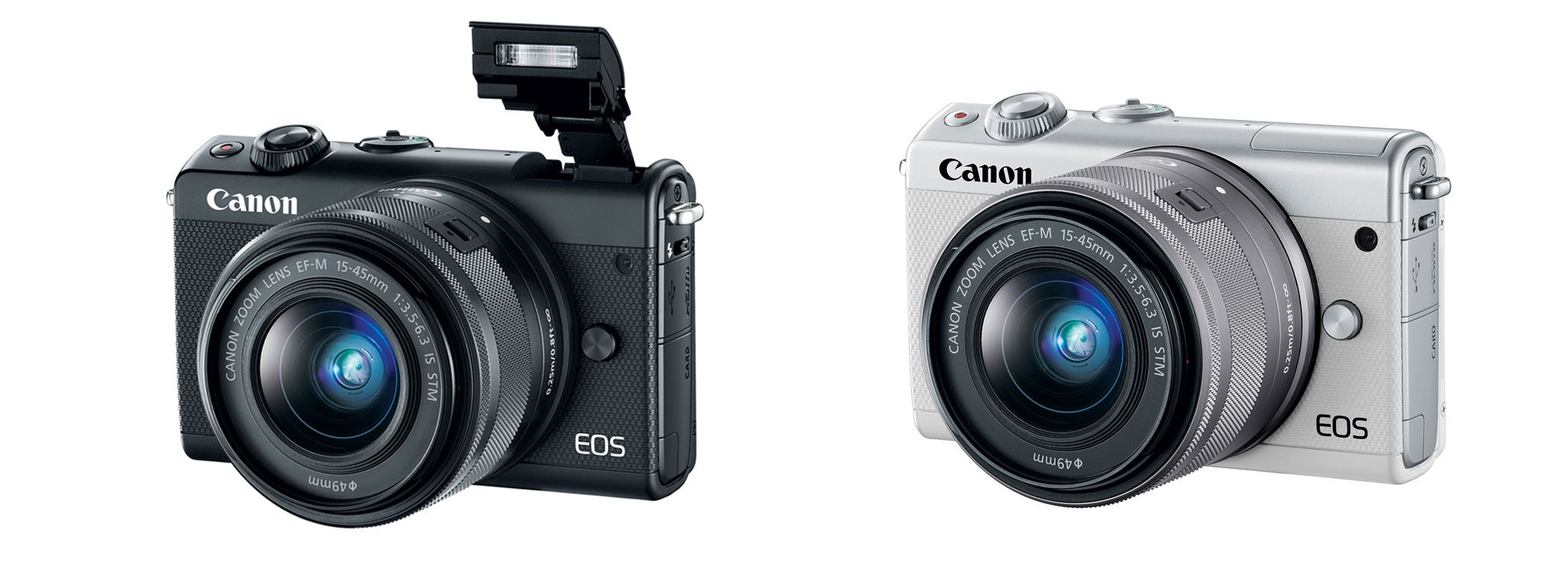 Canon EOS M100 kit 15-45mm STM-4