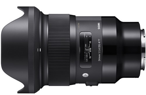 Sigma 50-100mm F1.8 ART for Canon