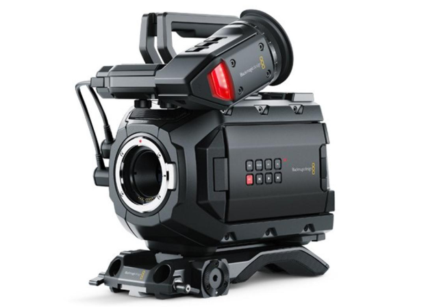 BlackMagic URSA Mini 4.6K EF - 7