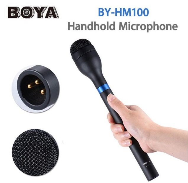 Micro Boya BY-HM100
