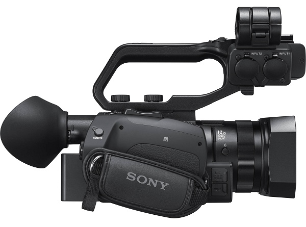 Sony HXR-MC88 Full HD hình 2