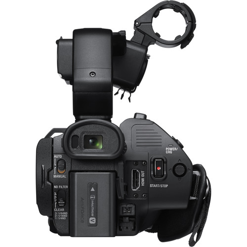 Sony HXR-MC88 Full HD hình 3