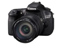 Canon  EOS 60D Kit 18 - 200 IS