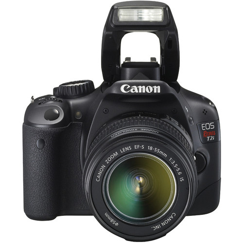 Canon EOS Rebel T2i kit 18-55 IS-1