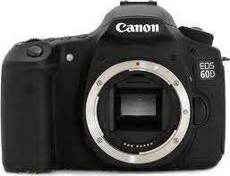 Canon EOS 60D Body (2nd)