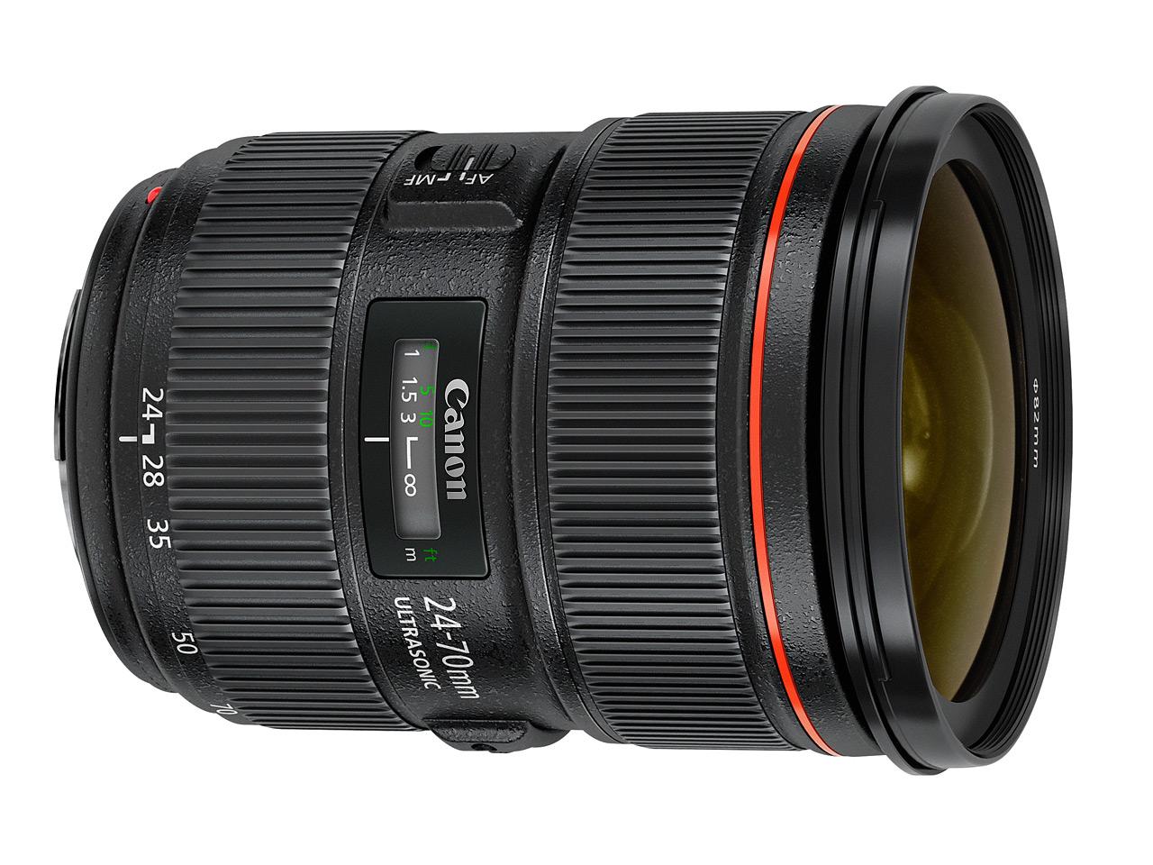 Canon EF 24-70mm f/2.8L II USM giá rẻ