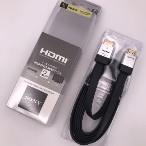 Sony HDMI™ Cable DLC-HD20P (ver. 1.3a) (2 m)