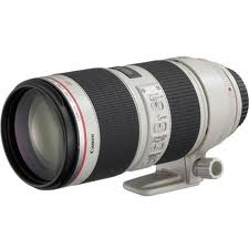 Canon 70-200mm f/2.8L IS USM II