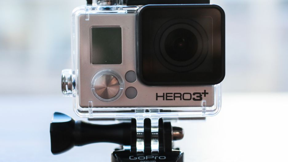 GoPro Hero 3+ Black Edition Camera